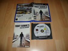 TONY HAWK'S PROVING GROUND DE ACTIVISION PARA LA SONY PS2 USADO COMPLETO