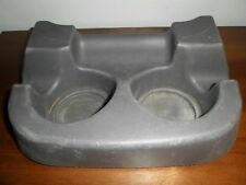 Ford Excursion - Front Center Console Shallow Cup Holder (Gray) 36135A16AAW