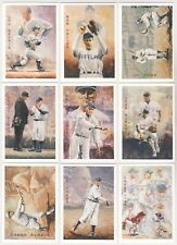 Lot of 250 1994 Ted Williams Company Locklear Collection 9 Card Insert Sets