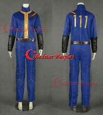 Fallout Vault Cosplay Jumpsuit with 111 Cosplay Costume