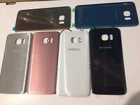 vitre arrière couvercle cache batterie Samsung Galaxy S7 g930 /S7 Edge