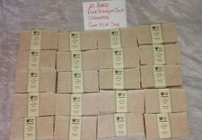 20 BARS UNSCENTED PINK HIMALAYAN SALT GOAT MILK SOAP HAPPY GOAT CREAMERY CHEAP