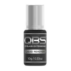 QBS®  Eyelash Liquid Glue Remover 10g - Semi Permanent Eyelash Extensions