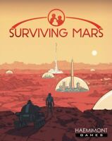 Surviving Mars | Steam Key | PC | Digital | Worldwide |