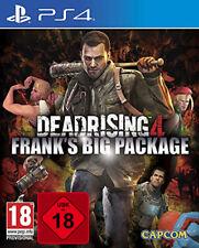 PS4 Dead Rising 4 Franks Komplettpaket UNCUT NEU&OVP Playstation 4 Paketversand