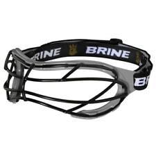 New Brine Dynasty Ii Women's Lacrosse Eye Mask Goggle Silver/Black Adult Wgod29