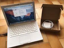 Apple MacBook A1181 2007 Snow Leopard 160Go Garantie Et Reconditionné !