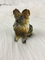 Vintage NEW-RAY Rubber Plastic Dog Toy Figurine Realistic Cairn Terrier #18