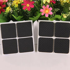 Floor Protector Pads Round Square Anti Skid Scratch Adhesive Furniture Feet TECd
