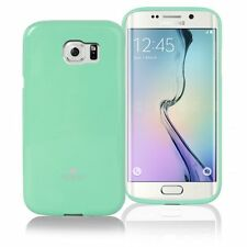 Korean Mercury TPU Case Cover for Samsung Galaxy S6 Edge Plus - Green