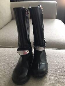 Michael Kors size 5 Toddler black boots