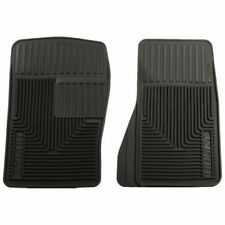 Husky Liners 51071 Front Seat Floor Liner Mats Black For Ford/Mazda/Dodge & More