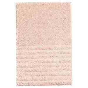 IKEA VINNFAR beautiful Bath Mats Pale Pink 40x60cm