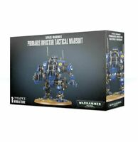 Space Marines Primaris Invictor Tactical Warsuit - Warhammer 40k - New! 48-98
