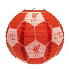 Liverpool F.c. Paper Light Shade Official Merchandise BEDROOM GIFT