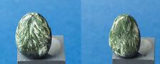 SERAFINIT (Klinochlor, Clinochlorit) Anhänger *