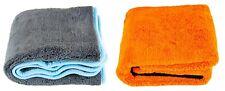 LIQUID ELEMENTS Silverback XL 1200 GSM & Orange Baby XL 800 GSM Trockentuch