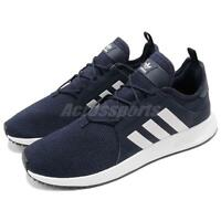 adidas Originals X_PLR Core Navy White Men Running Shoes Sneakers CQ2407