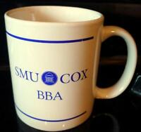 SMU Cox BBA Coffee Mug Dallas Texas