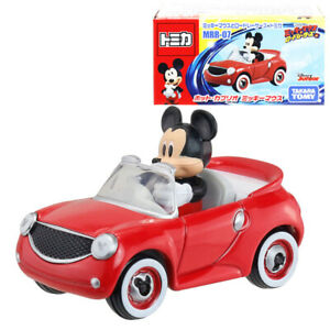 Tomica Disney Junior Mickey and The Roadster Racers MRR-07 Coupe Mickey Minicar