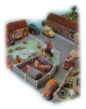 """LITTLE KNITTINGTON"" by Georgina Manvell (Village Toy Knitting Pattern)"