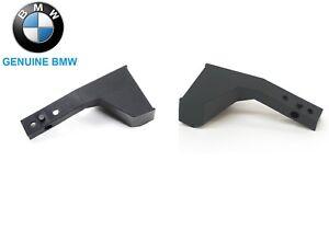 Genuine BMW E36 Front Bumper Mount Brackets Left & Right M Technic M3 Support