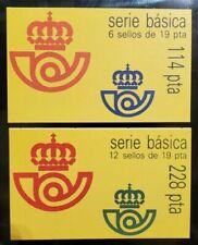 Sellos de España de 3 sellos nuevo sin charnela (MNH)