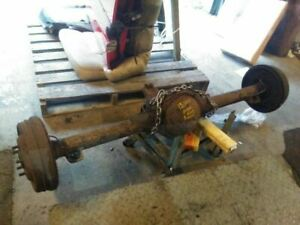 Rear Axle for 65-68 Plymouth Fury Convertible