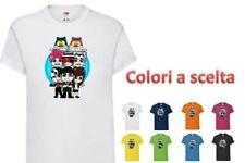 t-shirt Maglietta Bambino TEAM WGF Lyon Youtuber vers.3 - WhenGamersFail - WGF -