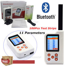 "bluetooth Portable Urine Analyzer 2.4"" color LCD 11 Parameters,test strips, USB"
