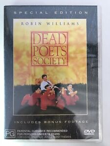 Dead Poets Society Special Edition
