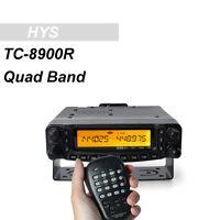 QUADBAND 29/50/144/430 MHZ VHF/UHF FULL FM Transceiver Mobile Vehicle Car Radio
