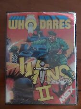Who Dares Wins II - PAL Spanish - MSX
