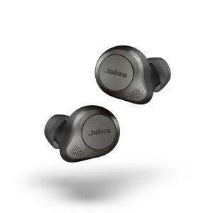 Jabra Elite 85t True Wireless In-Ear Bluetooth Kopfhörer Advanced ANC Schwarz