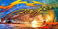 Baja Powerboat  Boat Marine Garage Trailer Lakehouse Vinyl Banner Sign 2 x 4'