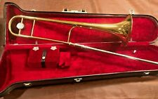 King Liberty 2B Tenor Trombone with case - Excellent Condition