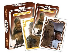 Star Wars Chewbacca, Deck of Playing Cards
