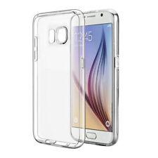Housses et coques anti-chocs transparent en silicone, caoutchouc, gel pour téléphone mobile et assistant personnel (PDA)