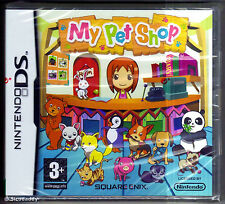 Nintendo DS My Pet Shop (2009), Brand New & Factory Sealed