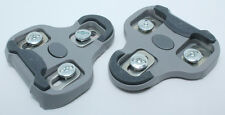 Cleats for LOOK Keo Pedals Keo Grip Cleats Grey 4.5 Degree Float Brand New!