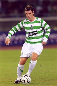 Glasgow Celtic job lot collection 12x8 inch photos. Bellamy, Boruc, McGeady etc.