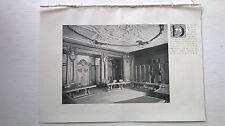 1904 53 Rathaus Charlottenburg Berlin / Chile Valparaiso / Nürnberg Landesausste