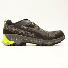 La Sportiva US 10 EUR 43 Mens Spire GTX Black WP Gore-Tex  Hiking Trail Shoes