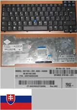QWERTY KEYBOARD SLOVAK HP NC6220 NC6230 9J.N7182.009 361184-231 NSK-C6009