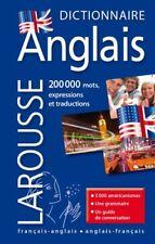 Dictionnaire Larousse Poche Anglais / Francais / A