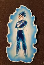 Dragon Ball Super Sticker Super Saiyan Blue Vegeta