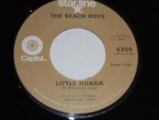 THE BEACH BOYS Little Honda 45 Wendy Near Mint  6205