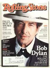 ROLLING STONE MAGAZINE ISSUE 1166 BOB DYLAN INTERVIEW GREEN DAY SEPTEMBER 2012!!