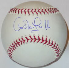 CARLOS GUILLEN SIGNED MLB BASEBALL SEATTLE MARINERS DETROIT TIGERS ASTROS BALL