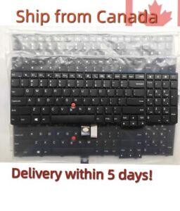 New Replace Keyboard for Lenovo T540 T540P T550 T560 L540 L560 L570 W550 W550P